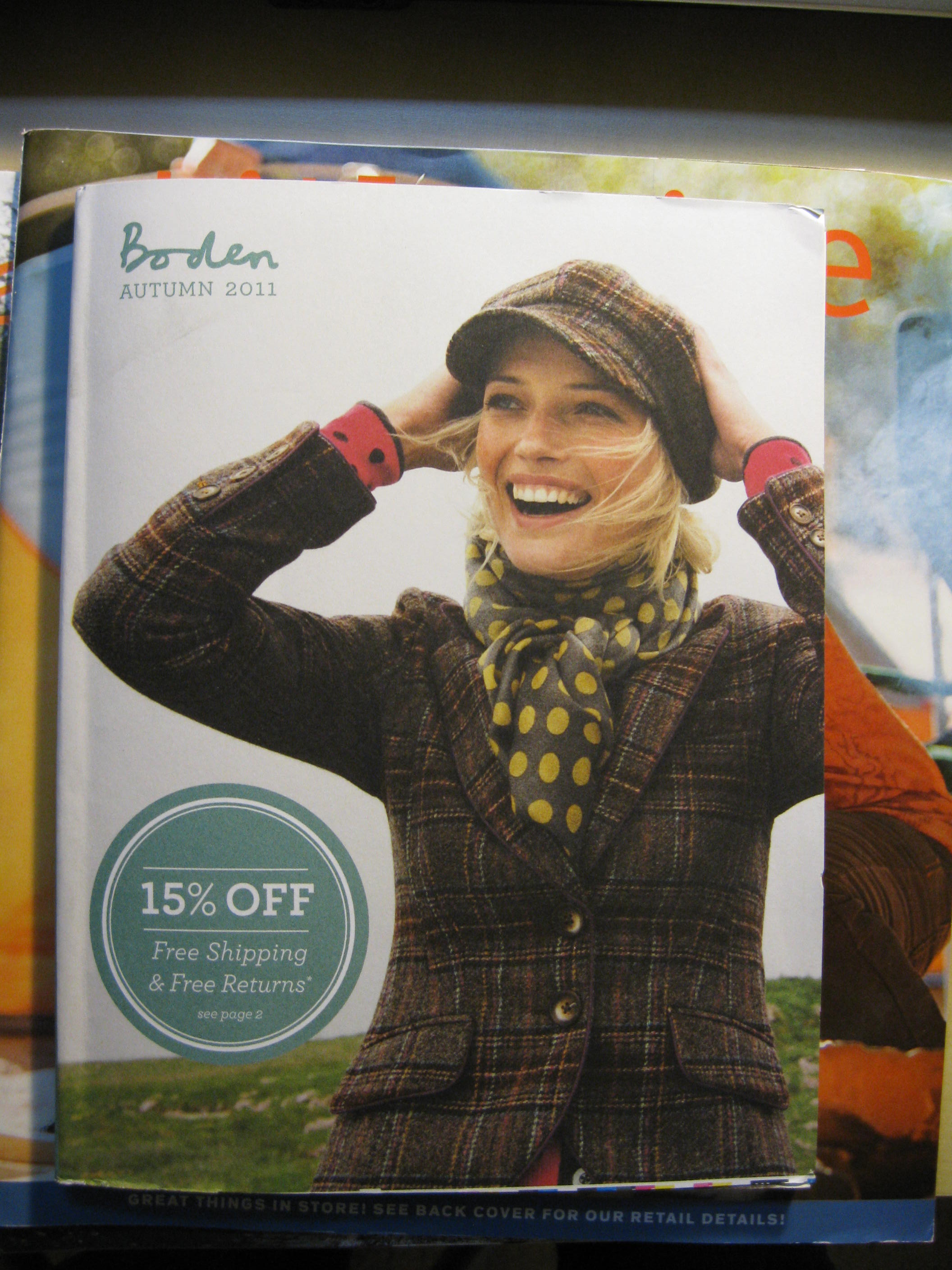 Catalogs doing it right theresa budnik combs for Boden katalog