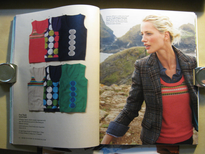 September 2011 theresa budnik combs for Boden katalog