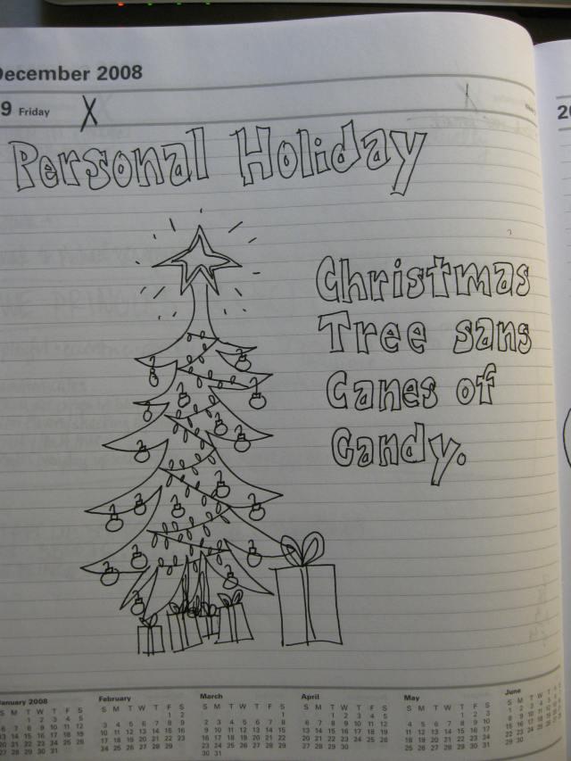 Happy holidays, folks!