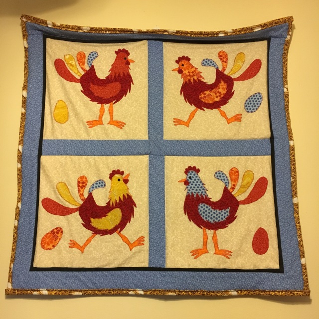 chickenwallhanging