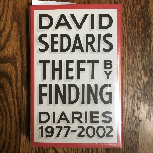David_Sedaris_Theft_by_Finding